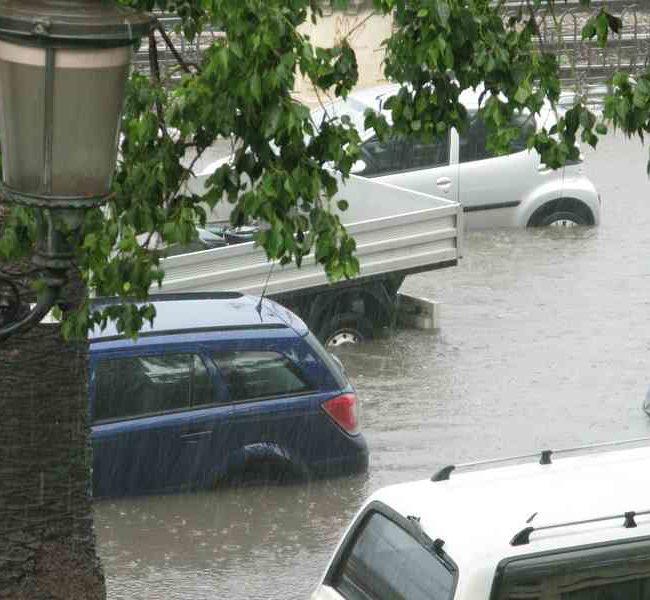 Ущерб от стихийного бедствия
