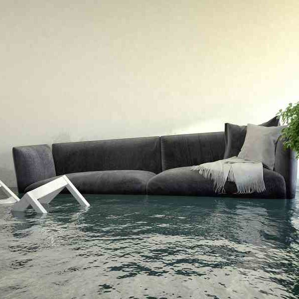 Ущерб при заливе