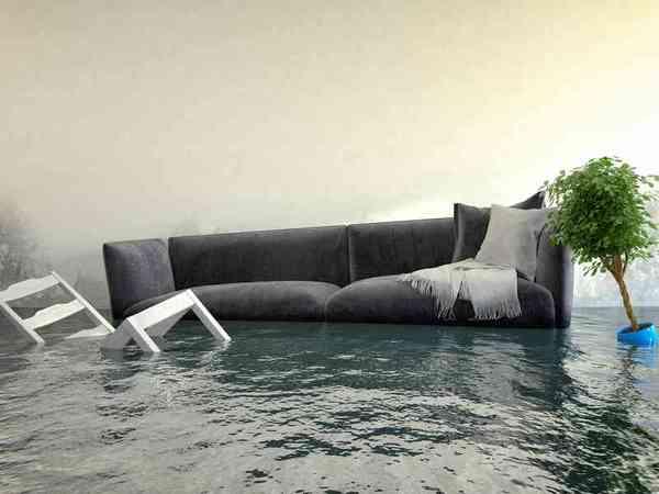 Ущерб от залива